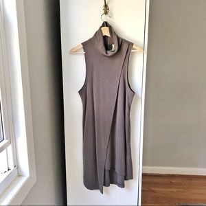 We the Free Free People mock neck tank dress 162A